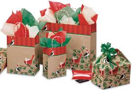 christmas shopping bags snowbirds christmas shopping bags the packaging source