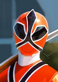 power ranger samurai red ranger 1stylz deviantart