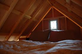 tiny rustic cabin sleeping loft small house bliss