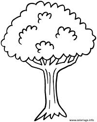 Coloriage arbre 7  JeColoriecom