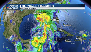 Cape Coral Florida Map Tropical Storm Cindy Forms In Gulf Nbc 2 Com Wbbh News For Fort