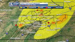 Foliage Map Why Does East Tennessee U0027s Color Change Seem To Be Slower This Year