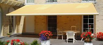 Yellow Patio Chairs patio cream and brown awning for patio with patio furniture sets