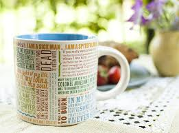 amazon com first lines literature coffee mug the greatest