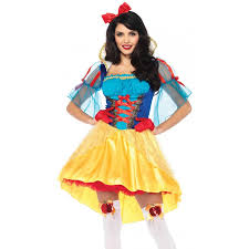 plus size halloween costume storybook snow white costume disney princess halloween costume
