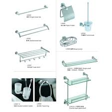 Ss Bathroom Accessories by Bathroom Accessories Bathroom Accessories Suppliers And