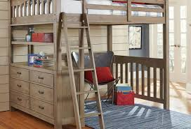 desk beguile solid wood bunk bed with desk and drawers