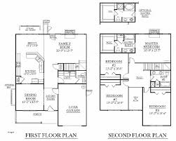 two story home plans house plan fresh two story house plans with master on floor