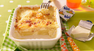 cuisine gratin dauphinois recette plat gratin dauphinois kiri