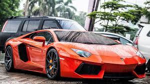 Lamborghini Aventador Orange - simplywallpapers com aventador lamborghini lamborghini aventador