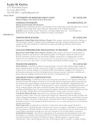 teach for america sample resume gubitz resume 2016