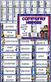 best 25 community helpers lesson plan ideas on pinterest