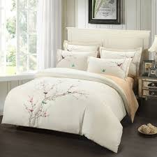 0 Bird Comforter Set Inspiring Examplary White Queen Size