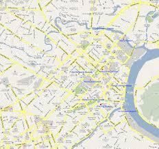 Driving Maps Ho Chi Minh Map