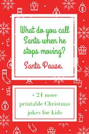 christmas jokes for kids printable free u0026 fun jokes for christmas