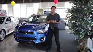 mitsubishi rvr 2012 interior 2015 mitsubishi rvr gt virtual test drive u0026 review youtube