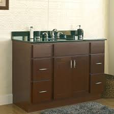 craftsman u2013 salem cherry bathroom vanity swansea cabinet outlet