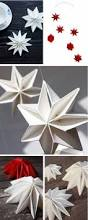 Pleated Stars By Tine Mouritsen Origami Pinterest Star
