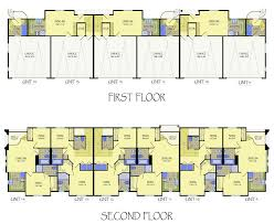 Commercial Complex Floor Plan Multi Family Mediterranean U2014 Commercial And Multi Family By Kvh