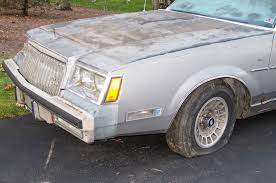 1982 Buick Grand National For Sale Freshening Up An 1983 Buick Regal With New Bumper Fillers And A