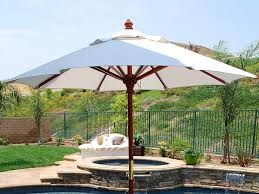 Sunbrella Rectangular Patio Umbrella by Outdoor Cantilever Umbrellas Sunbrella Umbrellas Costco
