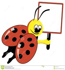 ladybird cartoon royalty free stock photography image 22985057