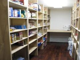 pantry wood shelving ideas wood pantry shelving ideas kitchen