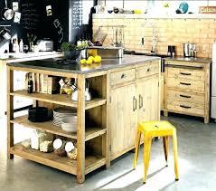 fabriquer sa table de cuisine fabriquer une table bar de cuisine fabriquer une table haute photo