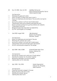 Supermarket Cashier Job Description Resume by Khaye Cv 2014 Updated