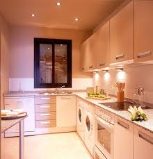 Kitchen Cabinets Lights by Cute Led Kitchen Cabinets Lights Come With Brown Wooden