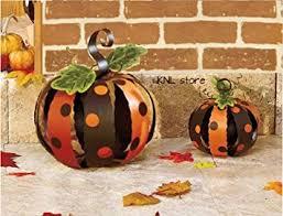 buy orange pumpkins fall leaves border