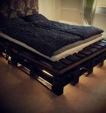 Bed Frame Diy 33 Cool Diy Recycled Pallet Bed Frame To Duplicate Diy Bedroom