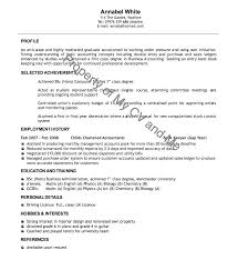 how to format a resume in word how to format resume exle for amazing how to format a cover