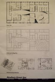 spa floor plan design spa studio project by allyson wyand at coroflot com