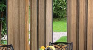Outdoor Bamboo Curtains Curtains Ideas For Beautiful Outdoor Curtains Beautiful Outdoor