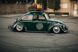 punch buggy car with eyelashes dylan rodriguez 1967 volkswagen vw beetle side garage