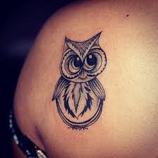 owl back tattoo designs page 3