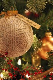 mrs dalloway ornament made for my book themed christmas tree