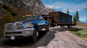 Dodge 3500 Lifted Trucks - 2010 dodge ram 3500 u0026 pj gooseneck trailer gta5 mods com