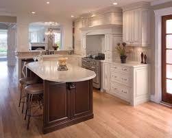 White Kitchen Dark Island by Uhome Us Home Ideas White Kitchen Dark Floor Html