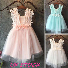 baby dresses for wedding baby flower dresses baby wedding ebay