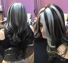 pics of platnium an brown hair styles 30 chic highlight ideas for your brown hair