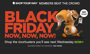 kmart sears pre black friday sale great steals saving with