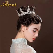 wedding tiara baroque tiaras and crowns wedding tiara bridal crown ab