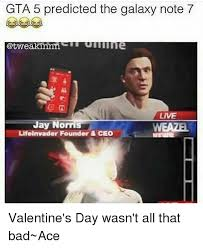 Galaxy Note Meme - gta 5 predicted the galaxy note 7 jay no lhelmvader founder ceo