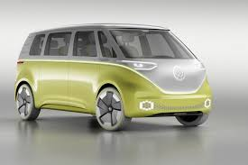 new volkswagen bus yellow volkswagen i d buzz concept vw u0027s electric push continues at