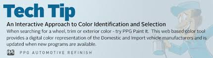 ppg paint it an interactive approach to color identification and
