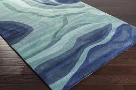 Teal Living Room Rug Surya Pigments Pgm 3003 Teal Iris Teal Area Rug