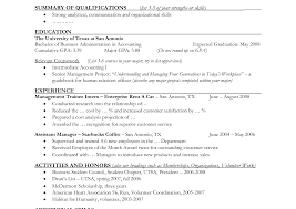 marketing resume objectives exles marketing resume objective to inspire you how create statement
