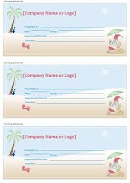 9 free sample tourism gift certificate templates u2013 printable samples